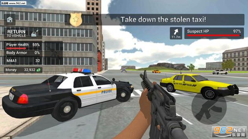 警车模拟器最新破解版v1.25截图1