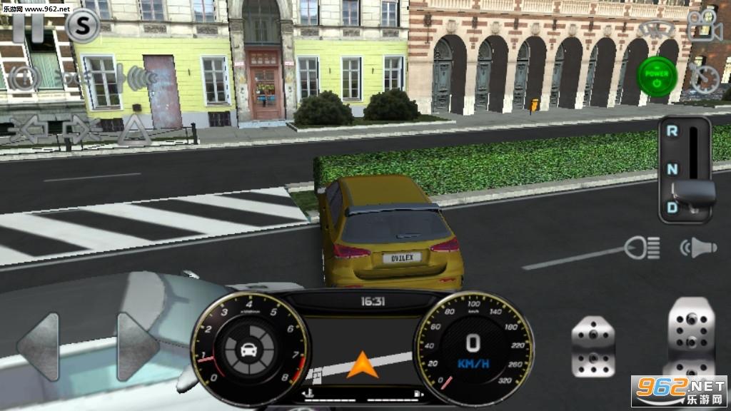 真实驾驶模拟RealDrivingSim手游最新破解版v3.5截图3