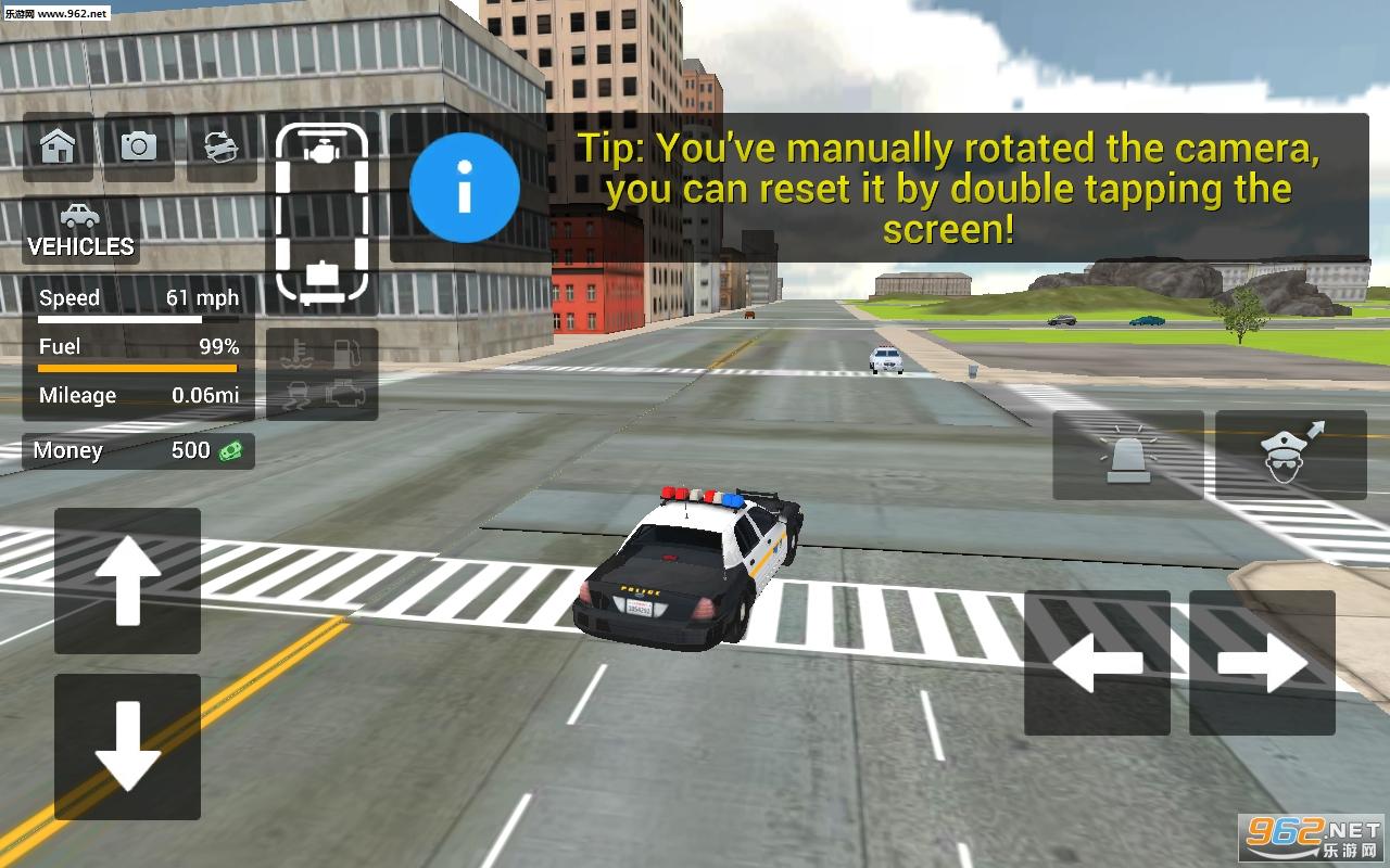 警车模拟器破解版中文v1.25(Cop Duty Police Car Simulator)截图1