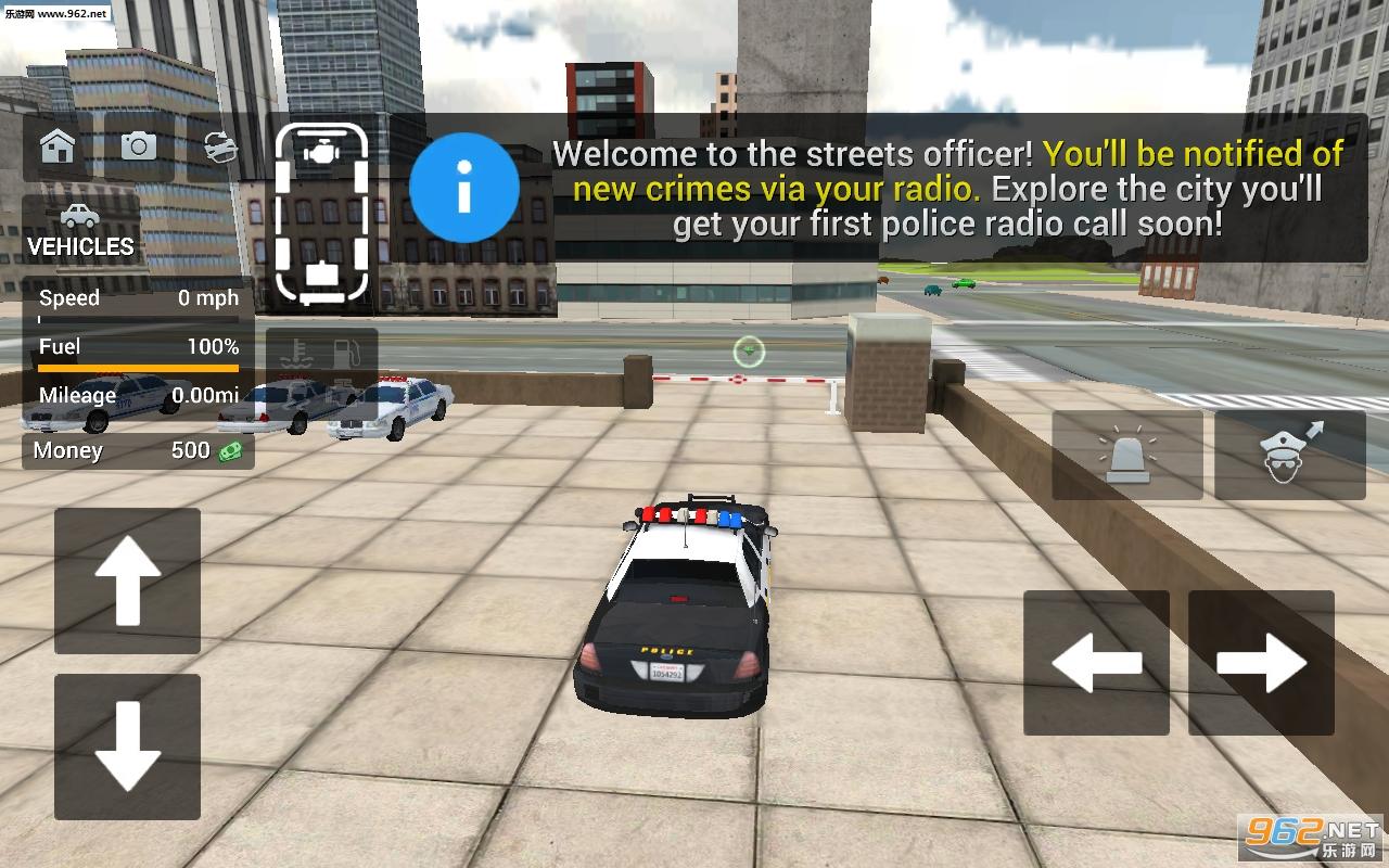 警车模拟器破解版中文v1.25(Cop Duty Police Car Simulator)截图2