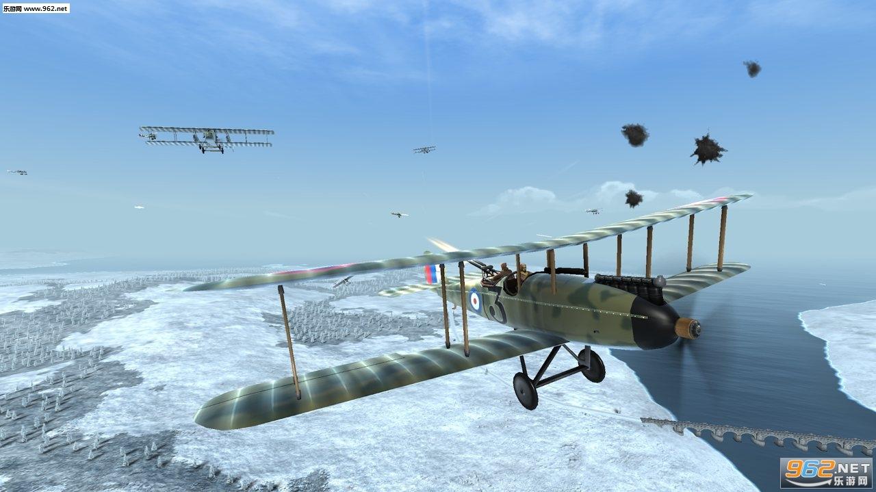 战机一战空战英雄破解版v1.2截图1