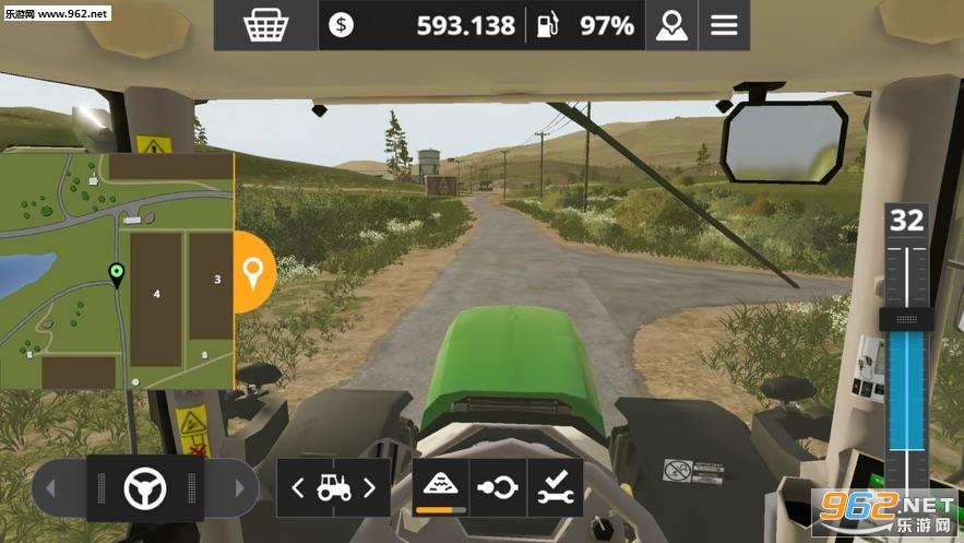 模拟农场20游戏手机版v1.0截图4