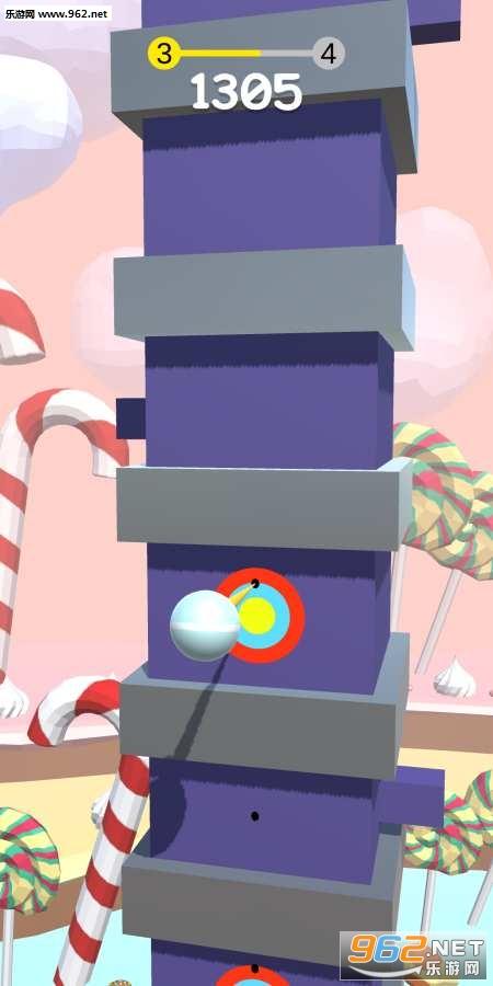 弹簧球安卓版v1.8(Pokey Ball)_截图0