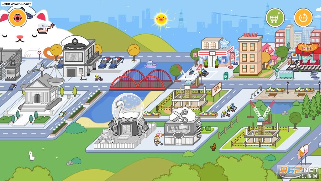 米加小镇世界安卓版v1.1_截图3