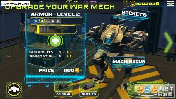 机械与坦克战斗中文版v1.1.3截图1