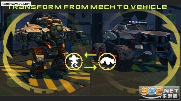 机械与坦克战斗中文版v1.1.3截图2