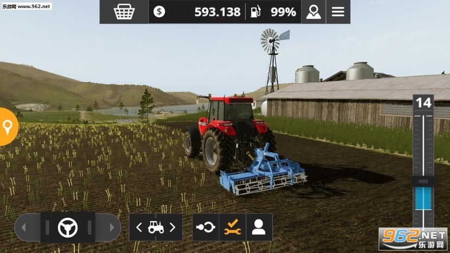 模拟农场20手机版破解版v0.0.0.49截图5