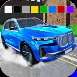 宝马X7驾驶模拟器破解版v1.3