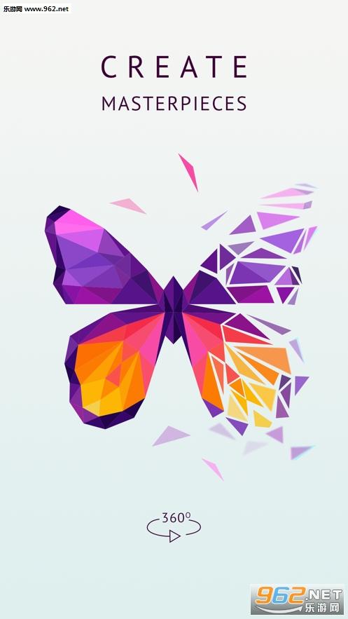 苹果3D旋转拼图游戏v1.4.11截图3