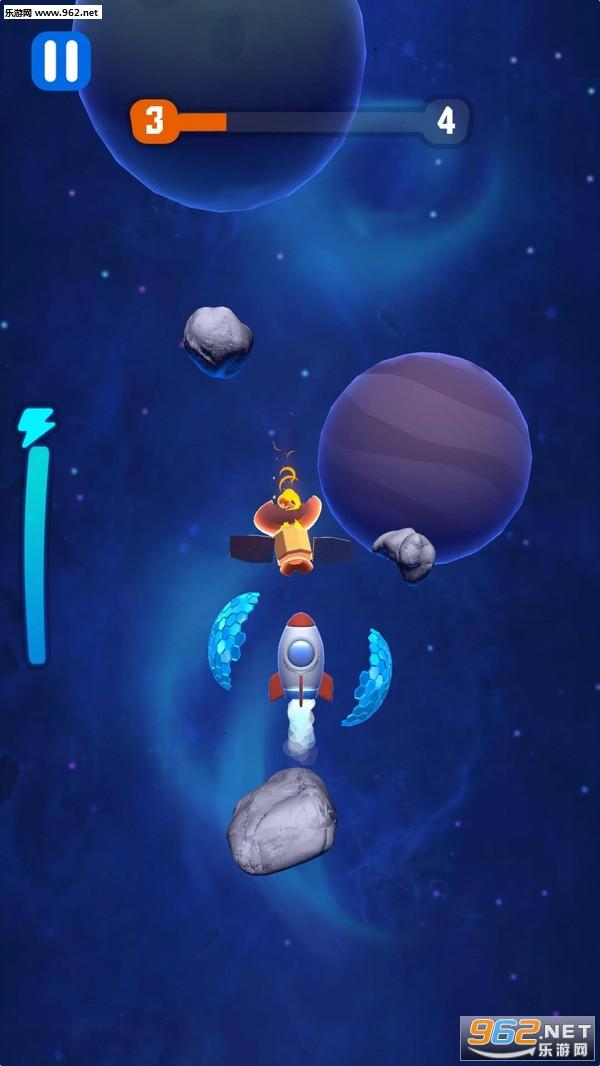 火箭挡陨石安卓版v1.0.0截图3