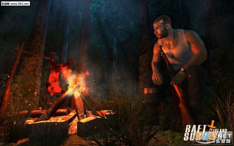 筏生存林(Raft Survival Forest)安卓版