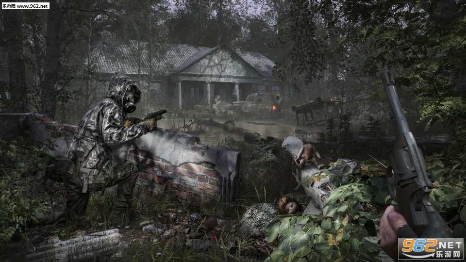 科幻求生游戏《切尔诺贝利人》宣传片曝光