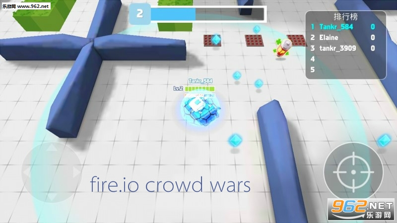 fire.io crowd wars安卓版