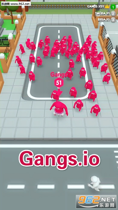 Gangs.io官方版