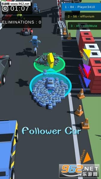 Follower Car游戏