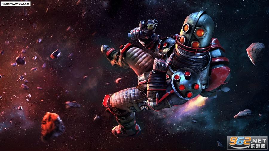 育碧微重力射击游戏《星际斗阵VR》3月26日发售