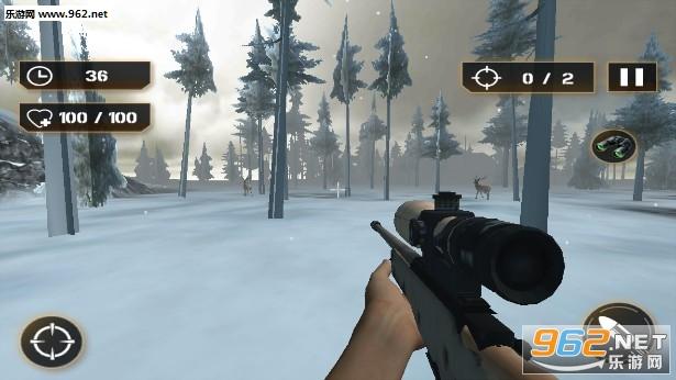 模拟射击狩猎3D安卓版