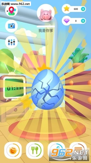 养猪场虚拟宠物(Piggy Farm virtual pet)安卓版v1.0.33_截图1