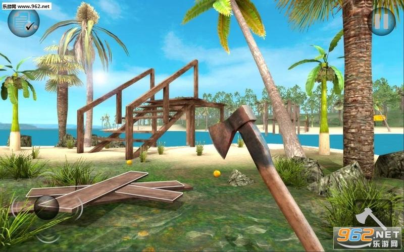 筏生存林(Raft Survival Forest)安卓版v1.1.3_截图3