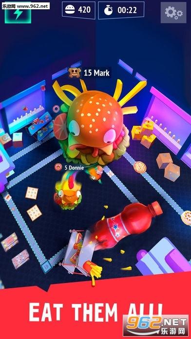 Burger.io安卓版v1.1_截图1
