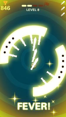 飞刀冲刺官方版v1.1(Knife Dash)_截图3