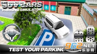 驾校停车模拟器官方版v2.0_截图1