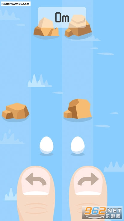蛋蛋快跑官方版(EggRush)v1.0_截图2