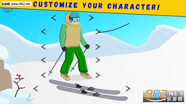 滑雪派对最新版v1.0(Twintip Ski)截图3