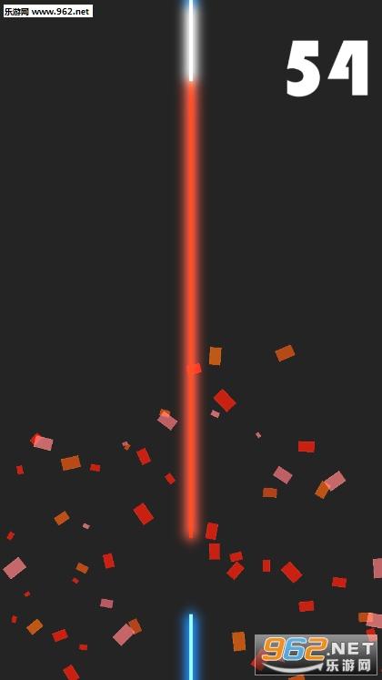 彩色障碍车道lane switch游戏v0.2_截图1