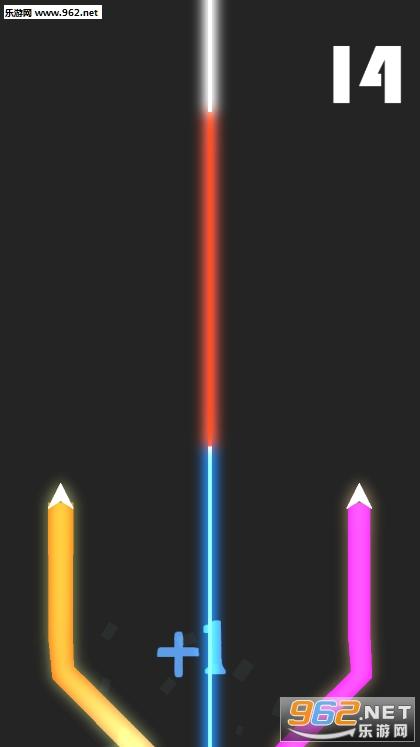 彩色障碍车道lane switch游戏v0.2_截图2