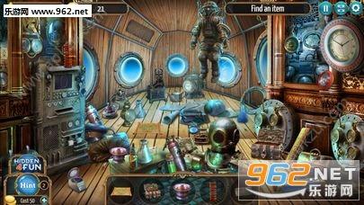 海底木船游戏v3.0_截图1