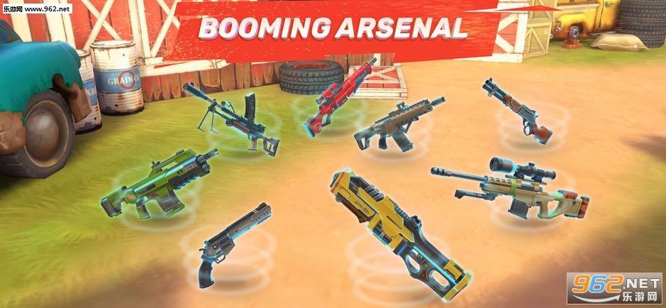 Guns of Boom官方版v5.0.5_截图1