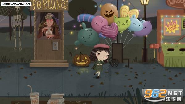 Little Misfortune小小不幸Steam版截图4