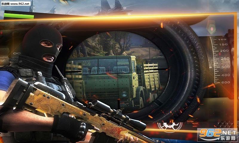 狙击手3D刺客杀戮射击安卓版v1.0.7 官方版_截图0