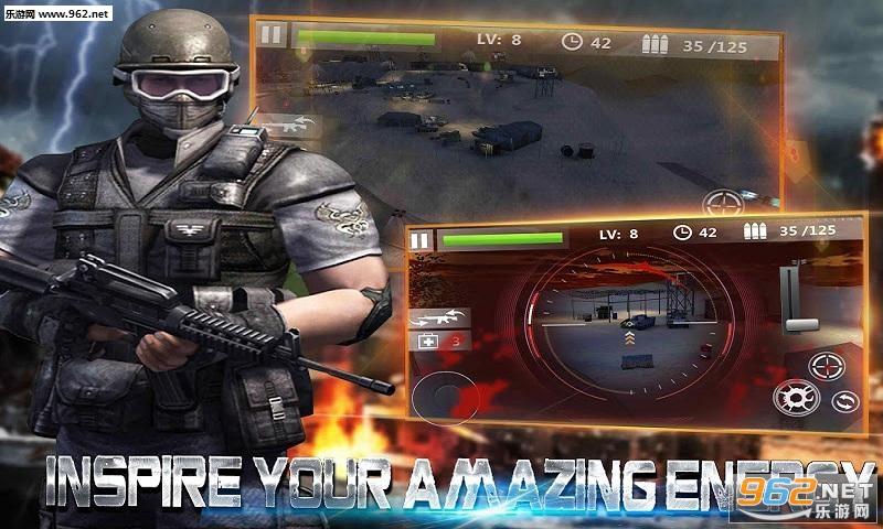 狙击手3D刺客杀戮射击安卓版v1.0.7 官方版_截图1