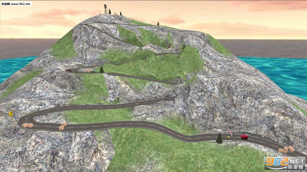 盘山公路3D安卓版(最新版)v3.0.1截图2