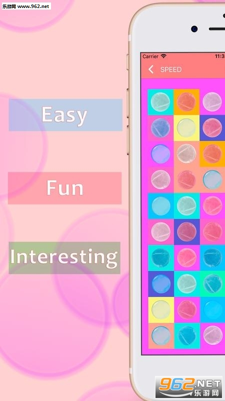 Bubbles Antistress游戏v1.2.1_截图0