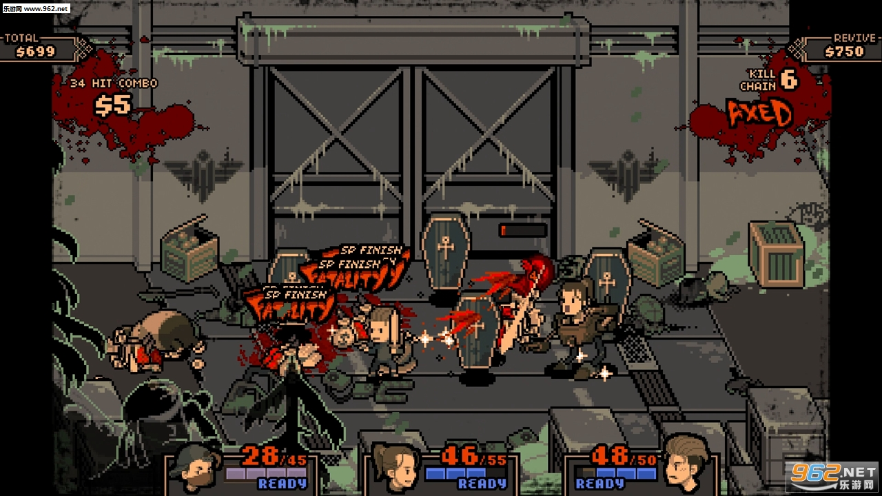 Streets of Red : Devils Dare DeluxeSteam版截图4