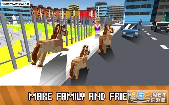 块状动物模拟器安卓版v1.01截图0