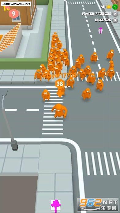 Gangs.io安卓版v1.0.2_截图2