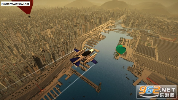 Infinite Skyline无尽天际线Steam版截图2