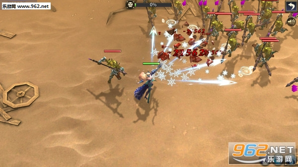 Wrath of Thor雷神之怒Steam版截图0