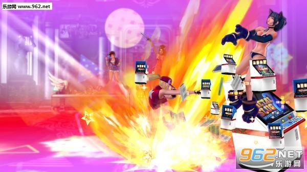 SNK女格斗家大乱斗Steam版截图0