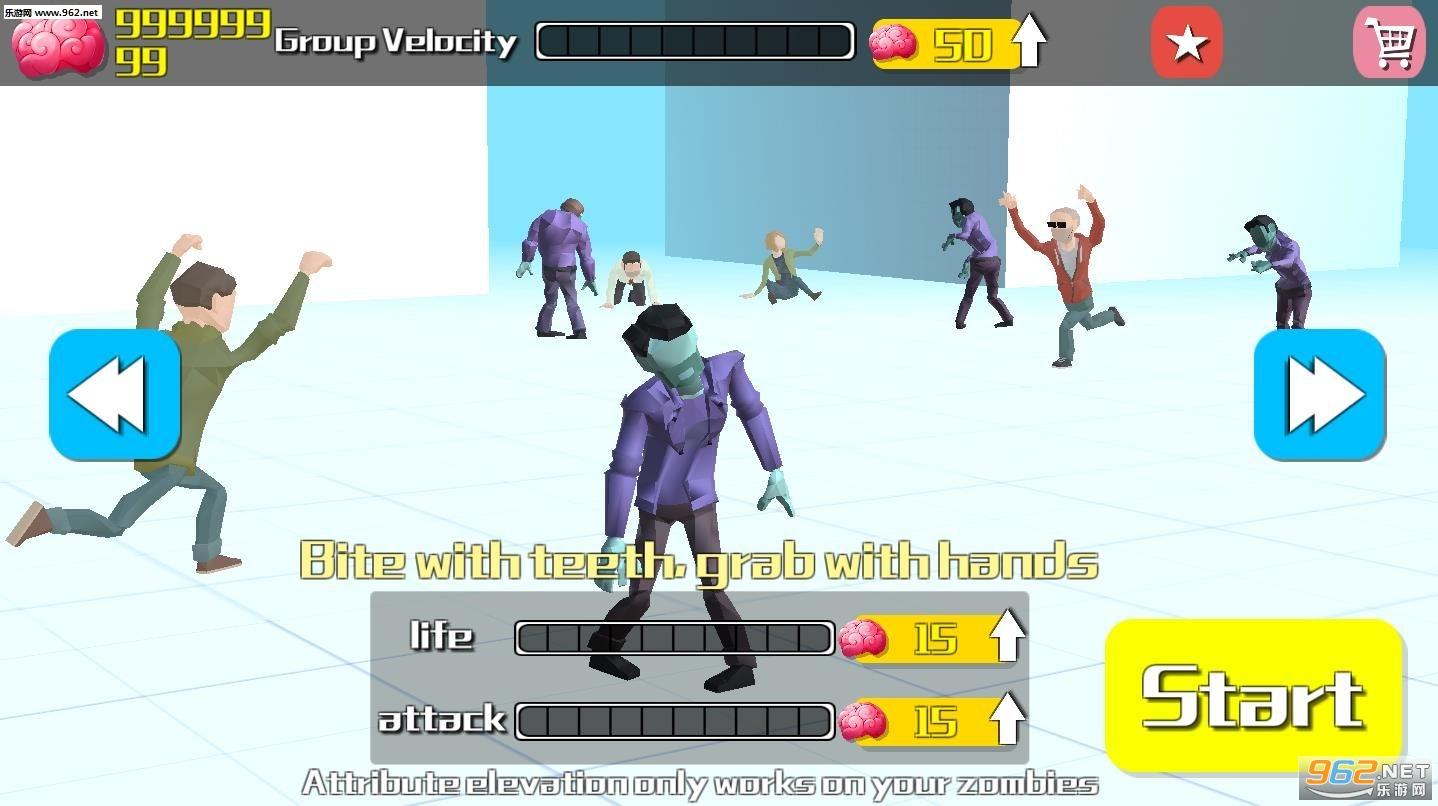 僵尸英雄战斗传奇安卓版v1.2_截图0