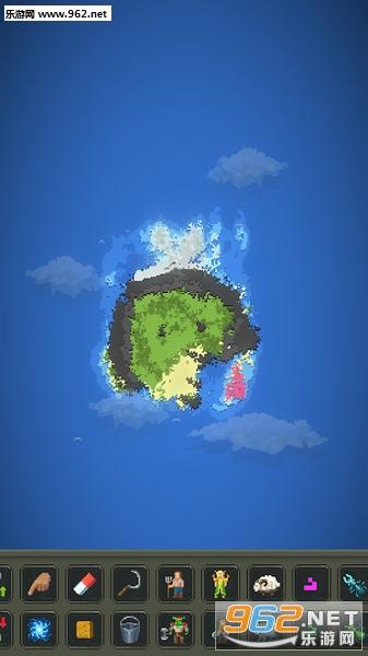世界盒子沙盒上帝游戏v0.1.38(WorldBox)_截图2