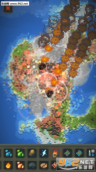 世界之盒:上帝沙盒模拟器官方版v0.1.38_截图0