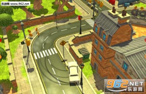 城市漂移驾驶手游_截图1