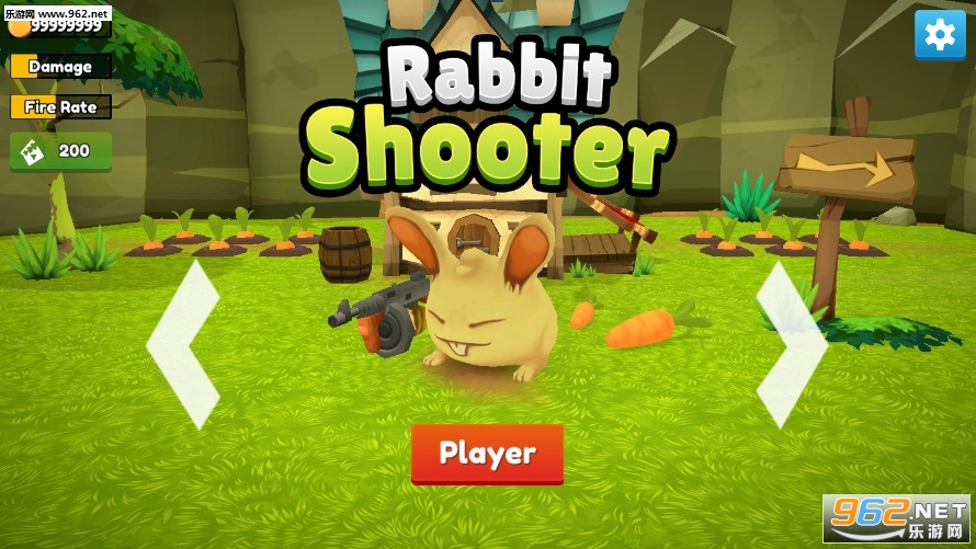 兔子射击官方版v2.1(RabbitShoot)截图0