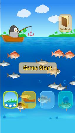 企鹅喜欢钓鱼安卓版v1.0.1_截图0