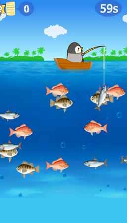 企鹅喜欢钓鱼安卓版v1.0.1_截图1